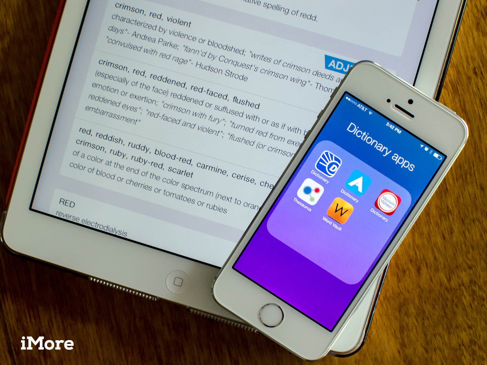 Best English dictionary apps for iPhone and iPad: Word Vault, Dictionary.com, Merriam-Webster, and more!