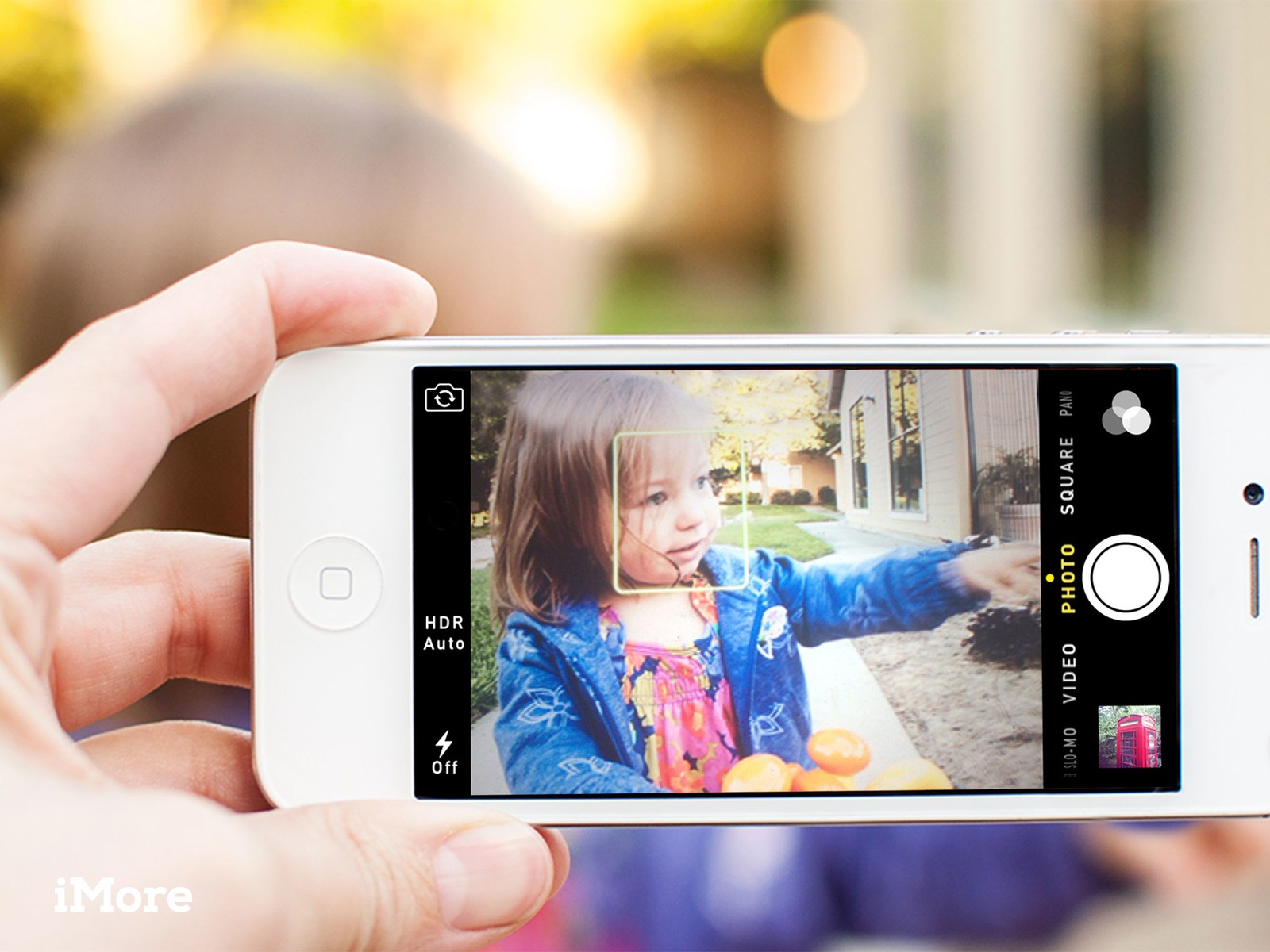 How to take fantastic photos of your kids with your iPhone