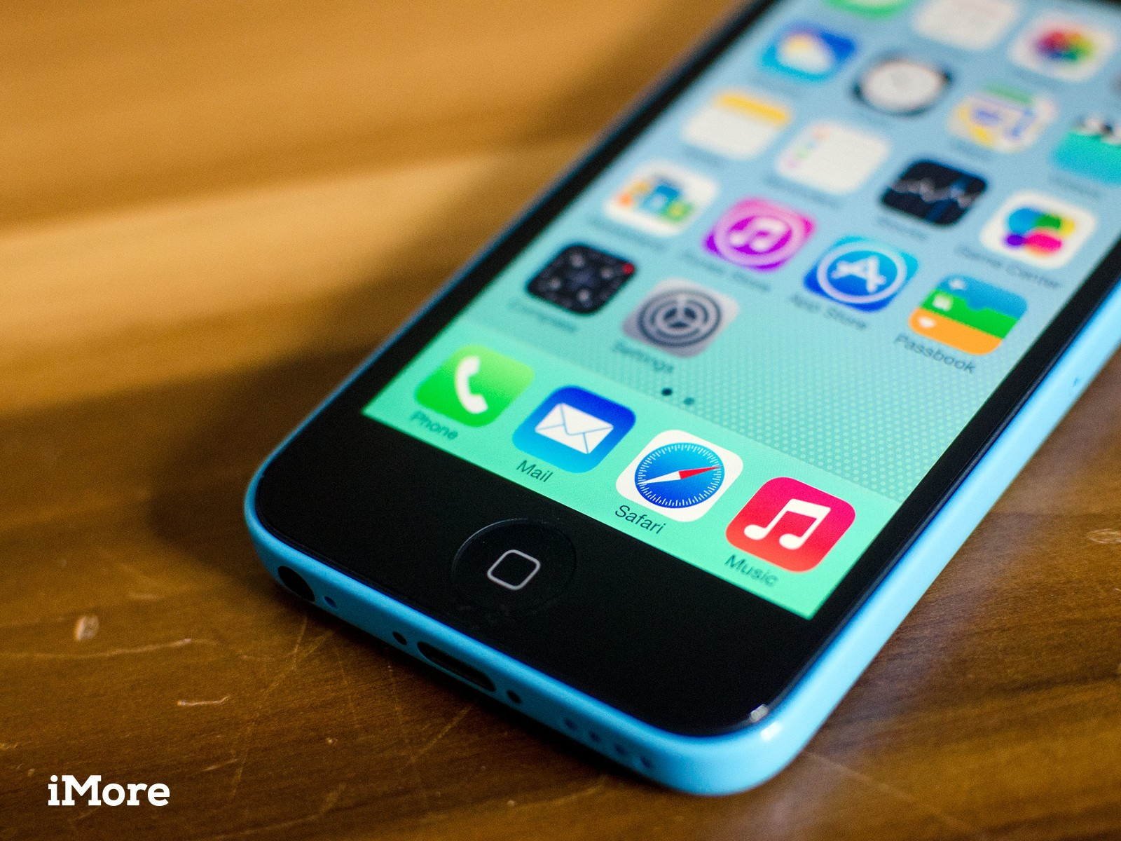 How to replace the Home button in an iPhone 5c