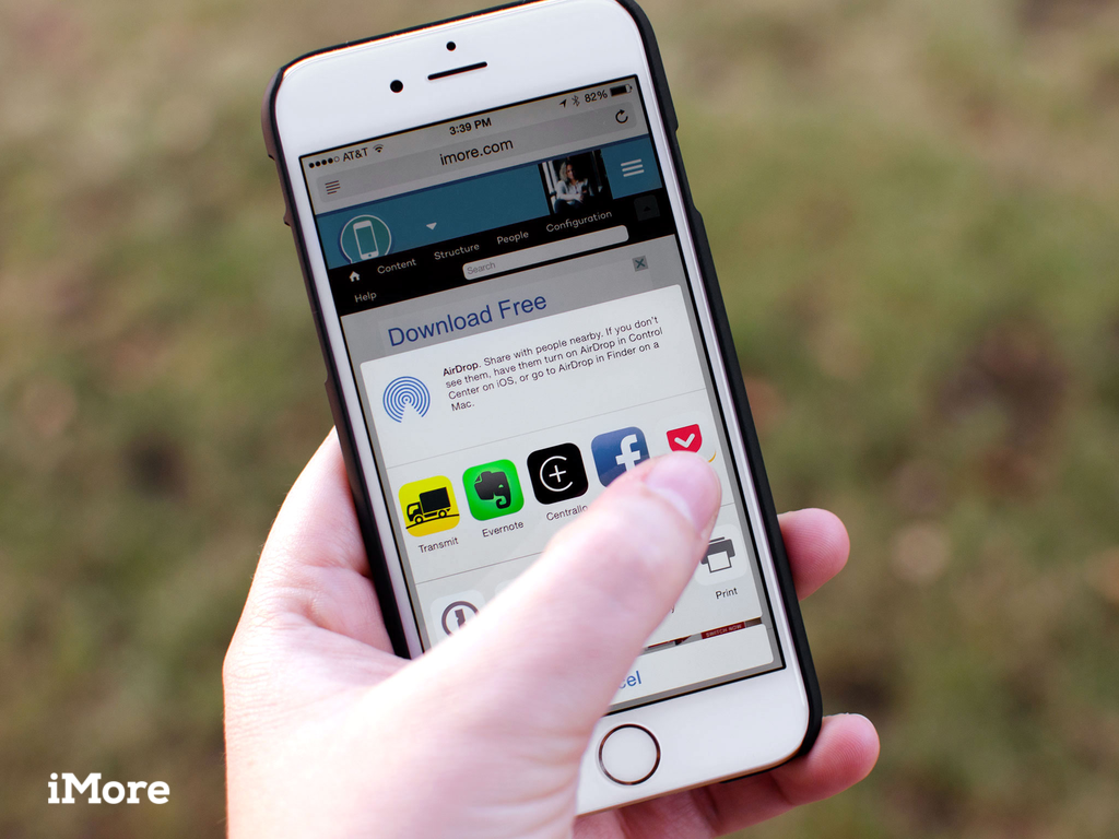Best apps that support action and sharing extensions in iOS 8