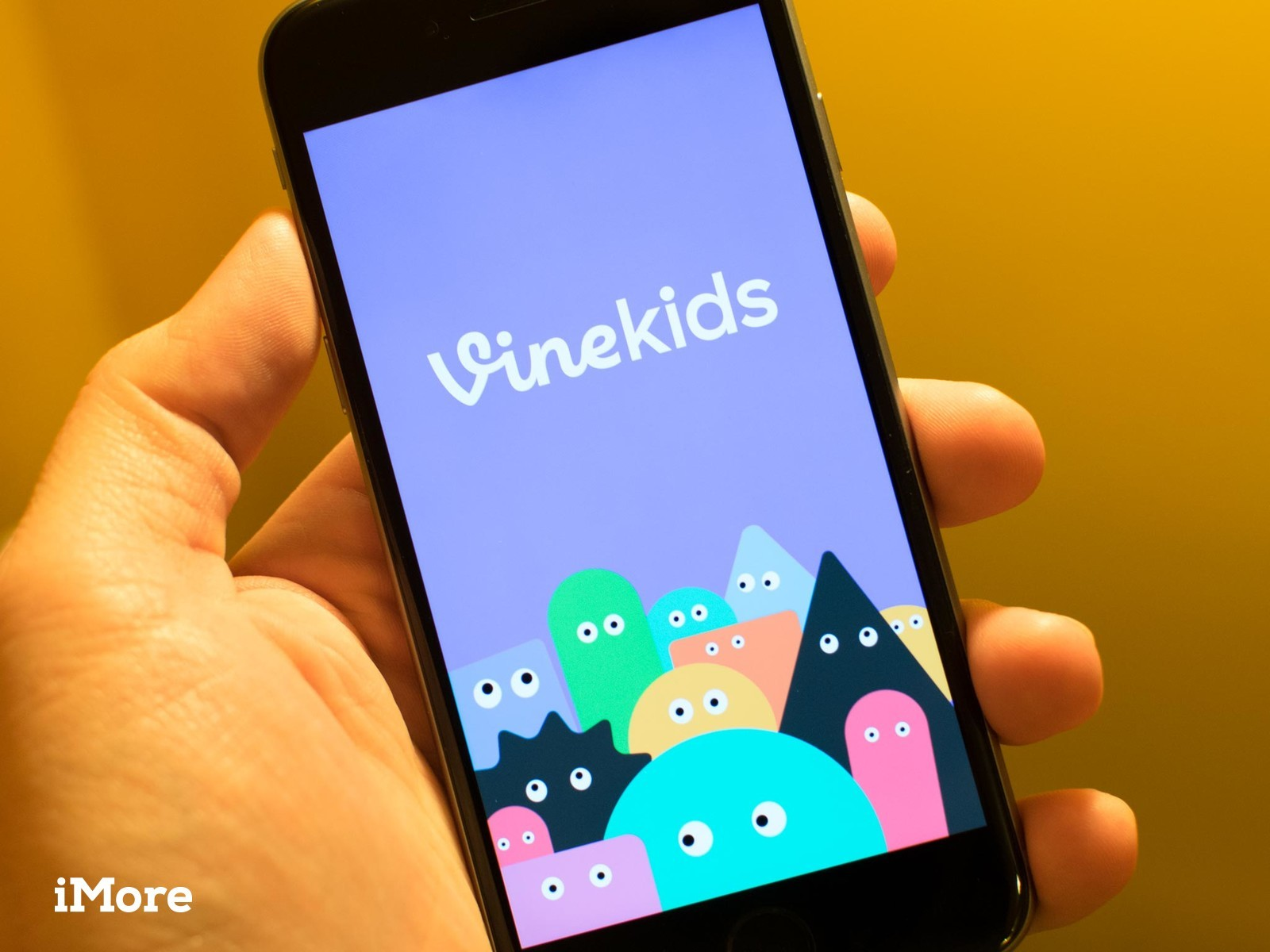 Vine Kids serves up child-friendly entertainment six seconds at a time