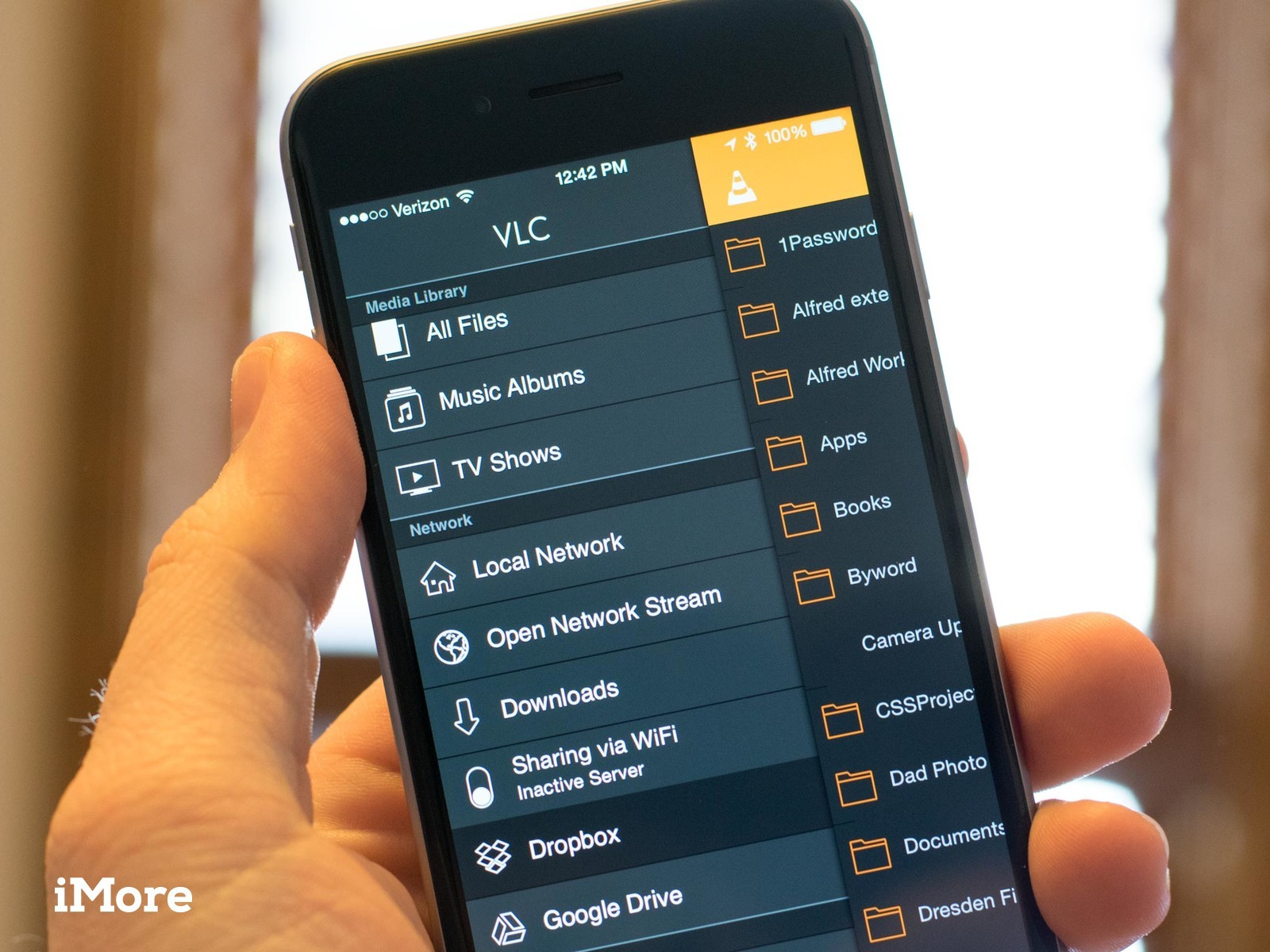 VLC returns to the App Store with support for iPhone 6, 6 Plus, and so much more