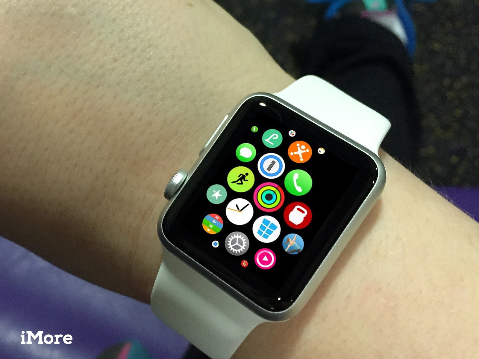 Best apple watch apps for hitting the gym imore