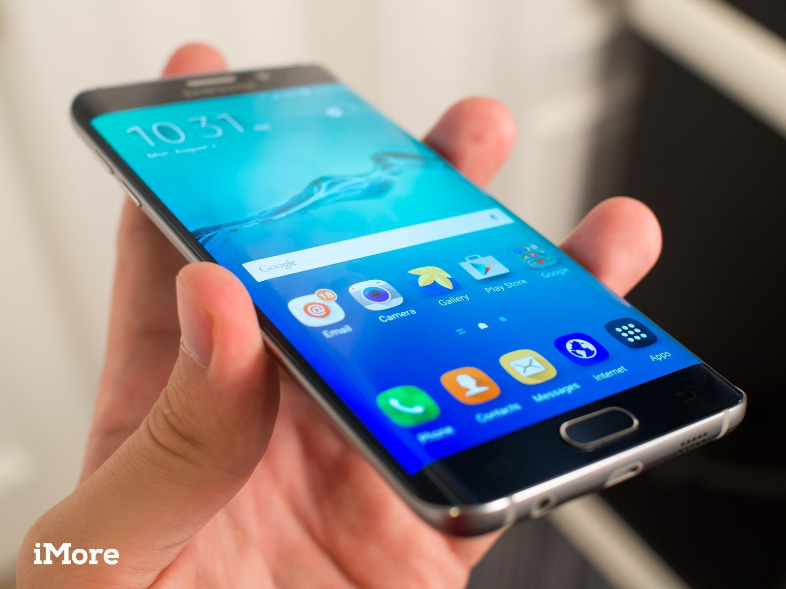 Samsung tries to get out ahead of iPhone 6s Plus with Samsung Galaxy S6 edge Plus... er... +