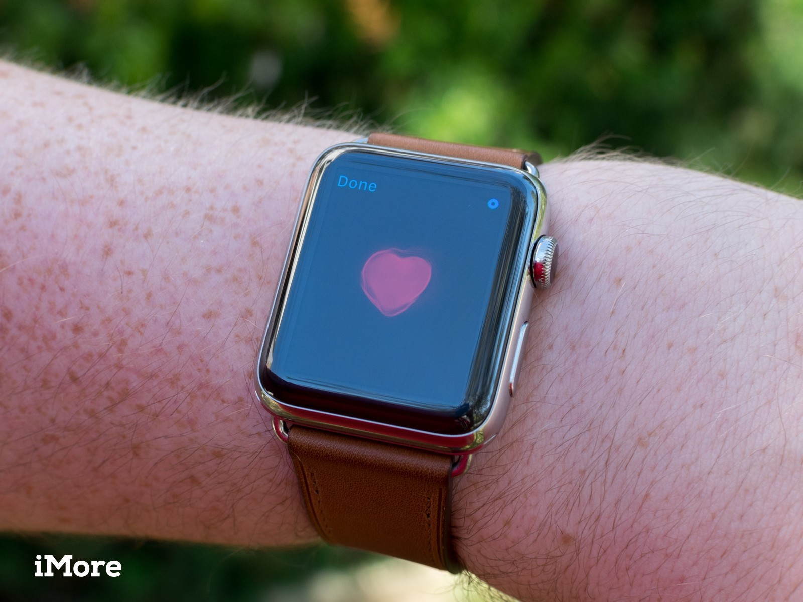 how to send someone your heartbeat with apple watch or iphone imore