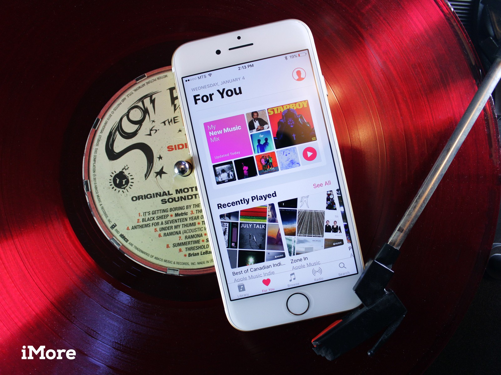 How to set up and modify your user profile in Apple Music