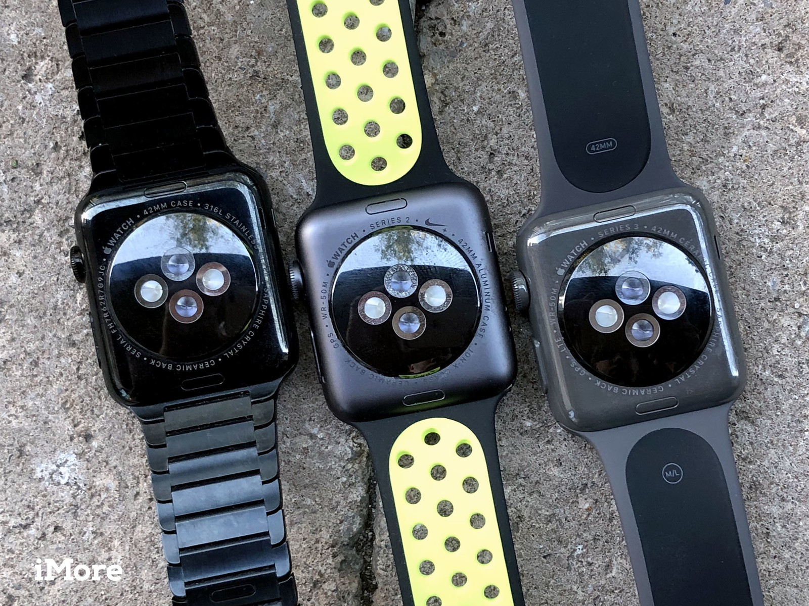 Apple Watch Series 3 Space Gray Ceramic Edition Review Imore