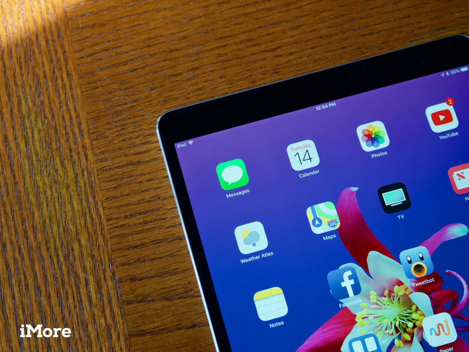 How to keep personal messages from showing up on a shared iPad