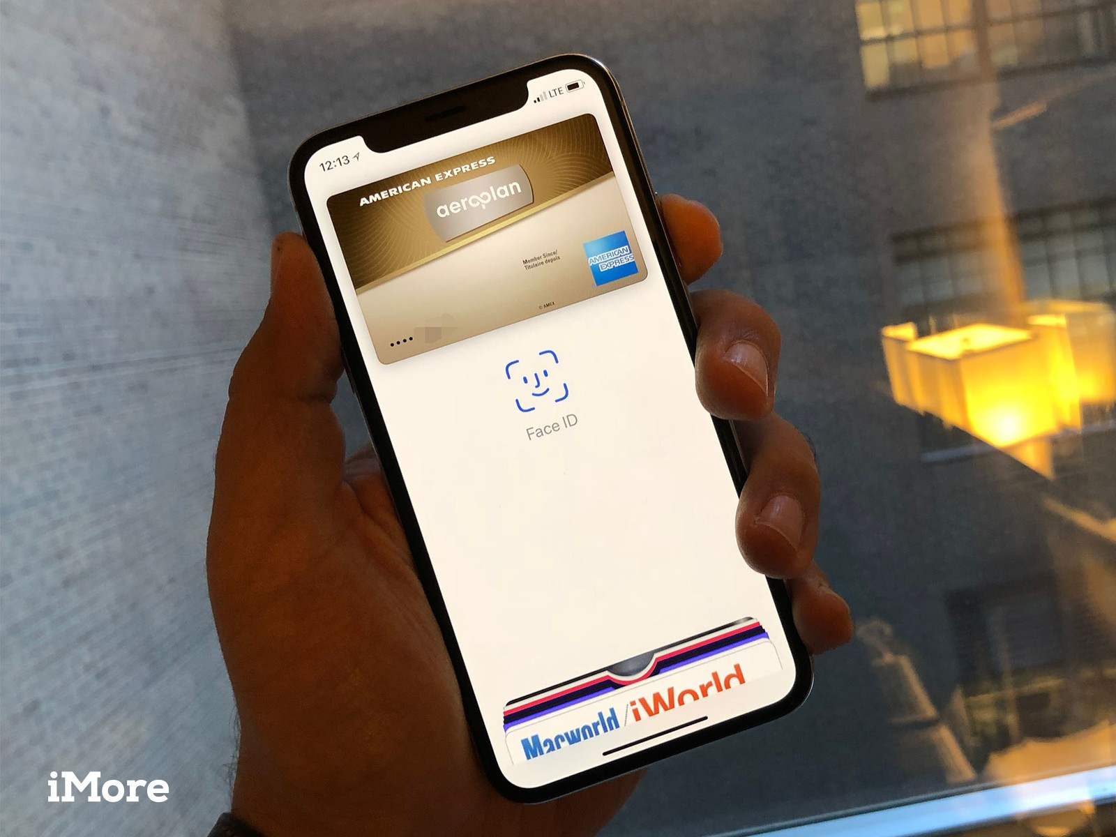 new style 7d622 96cdf How to use Apple Pay on iPhones with Face ID | iMore