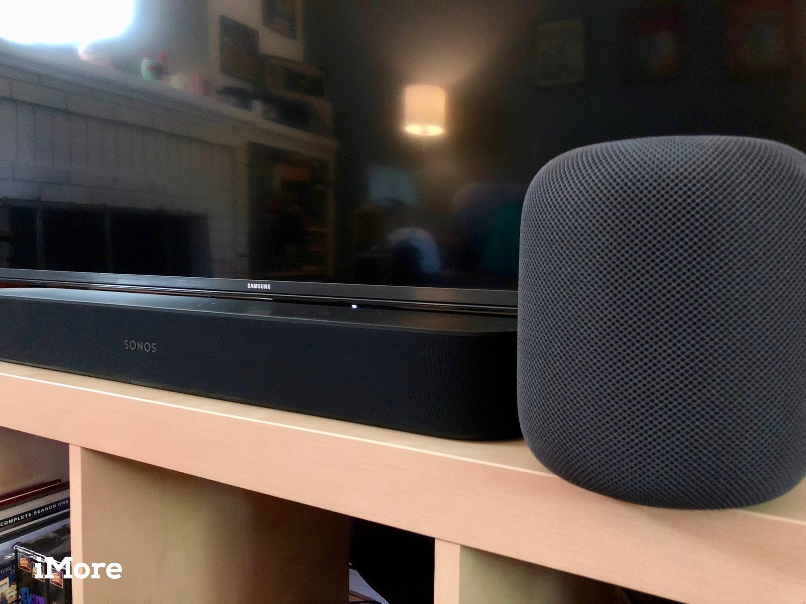 HomePod and Sonos, together at last