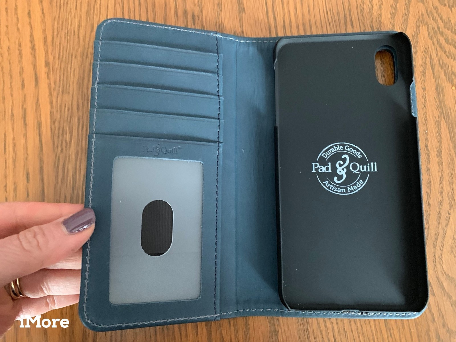 Pad & Quill Bella Fino iPhone Case