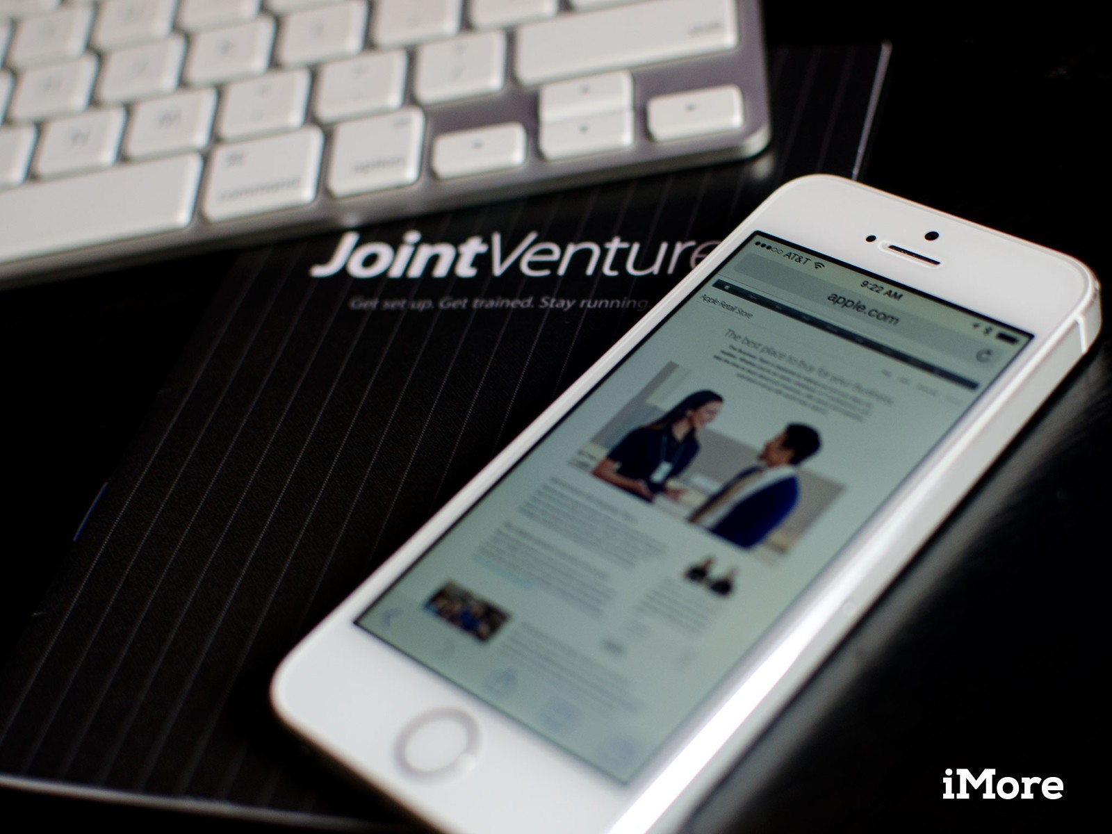 How to earn discounts on Apple products for business with Joint Venture