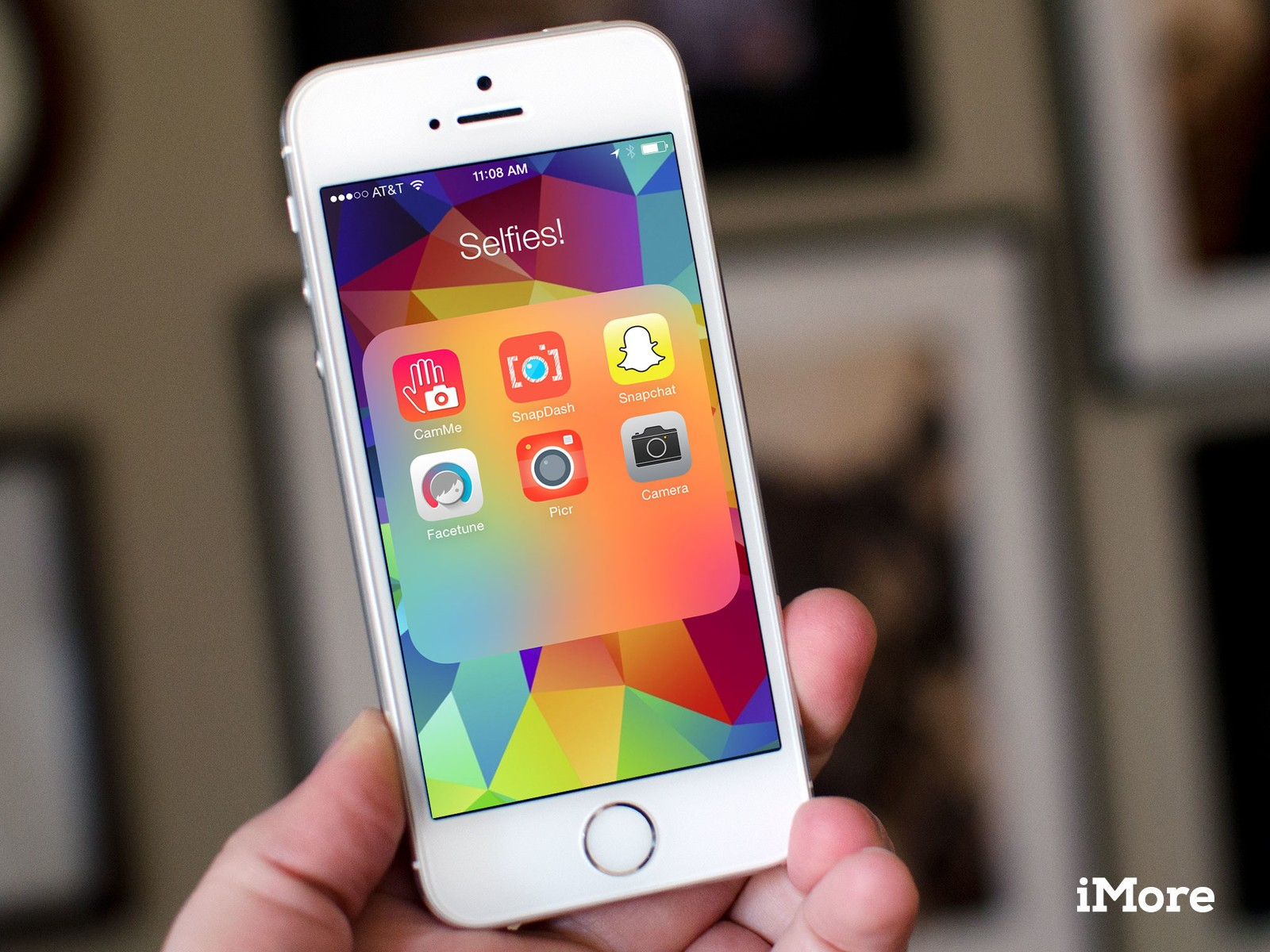 The best apps for taking great selfies on your iPhone: Picr, Snapchat, FaceTune, and more!