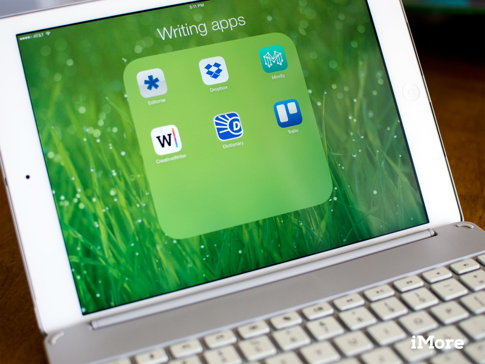 Best iPad apps for writers: Editorial, Dropbox, Mindly, and