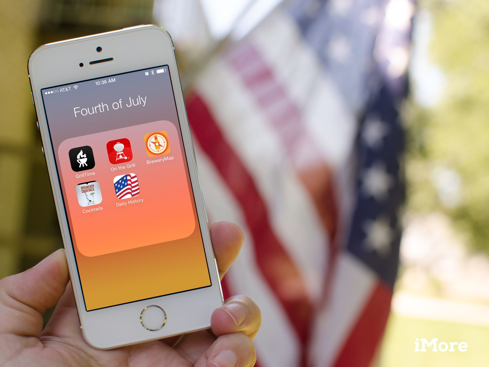 Best iPhone and iPad apps to celebrate the Fourth of July: GrillTime, BreweryMap, Speakeasy, and more!
