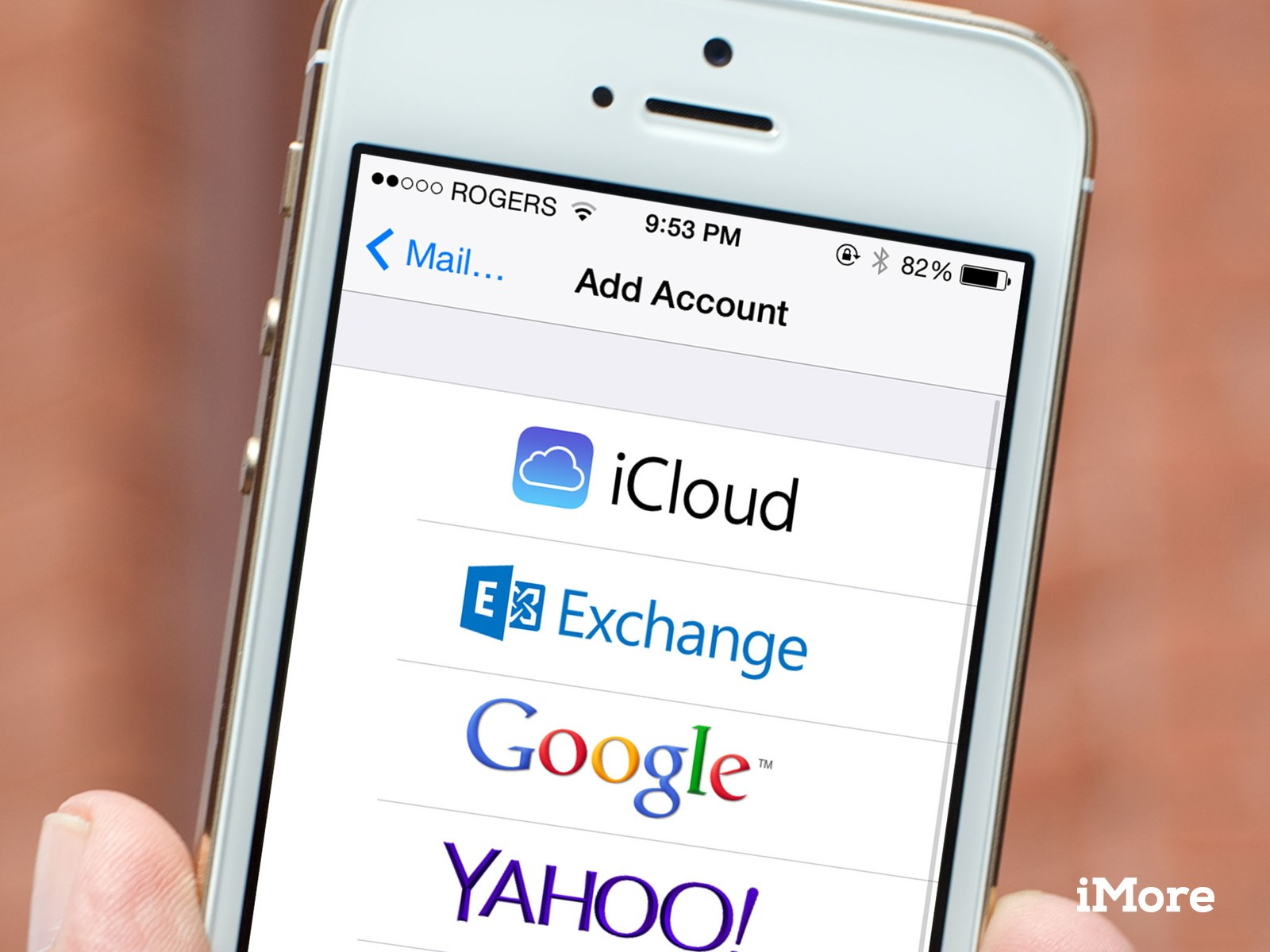 how to add gmail account on my iphone