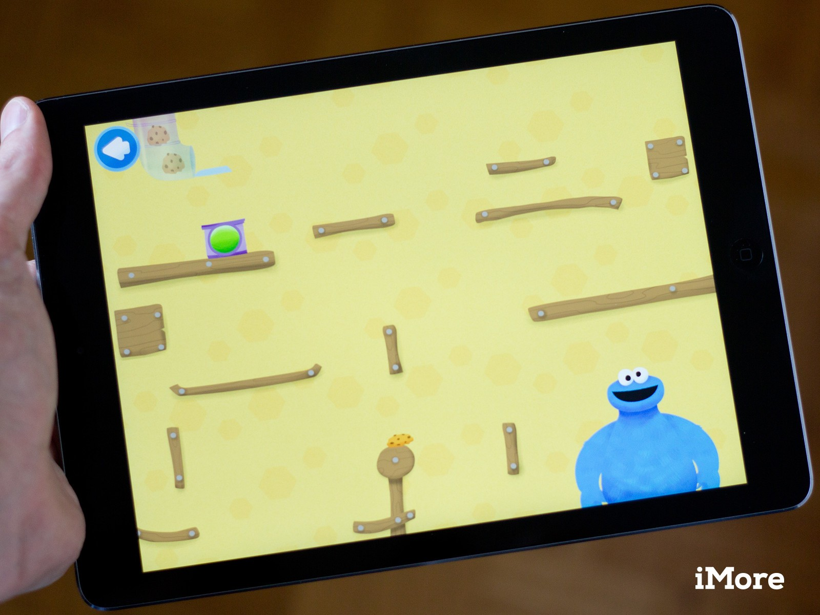 Cookie Monsters Challenge For IPad