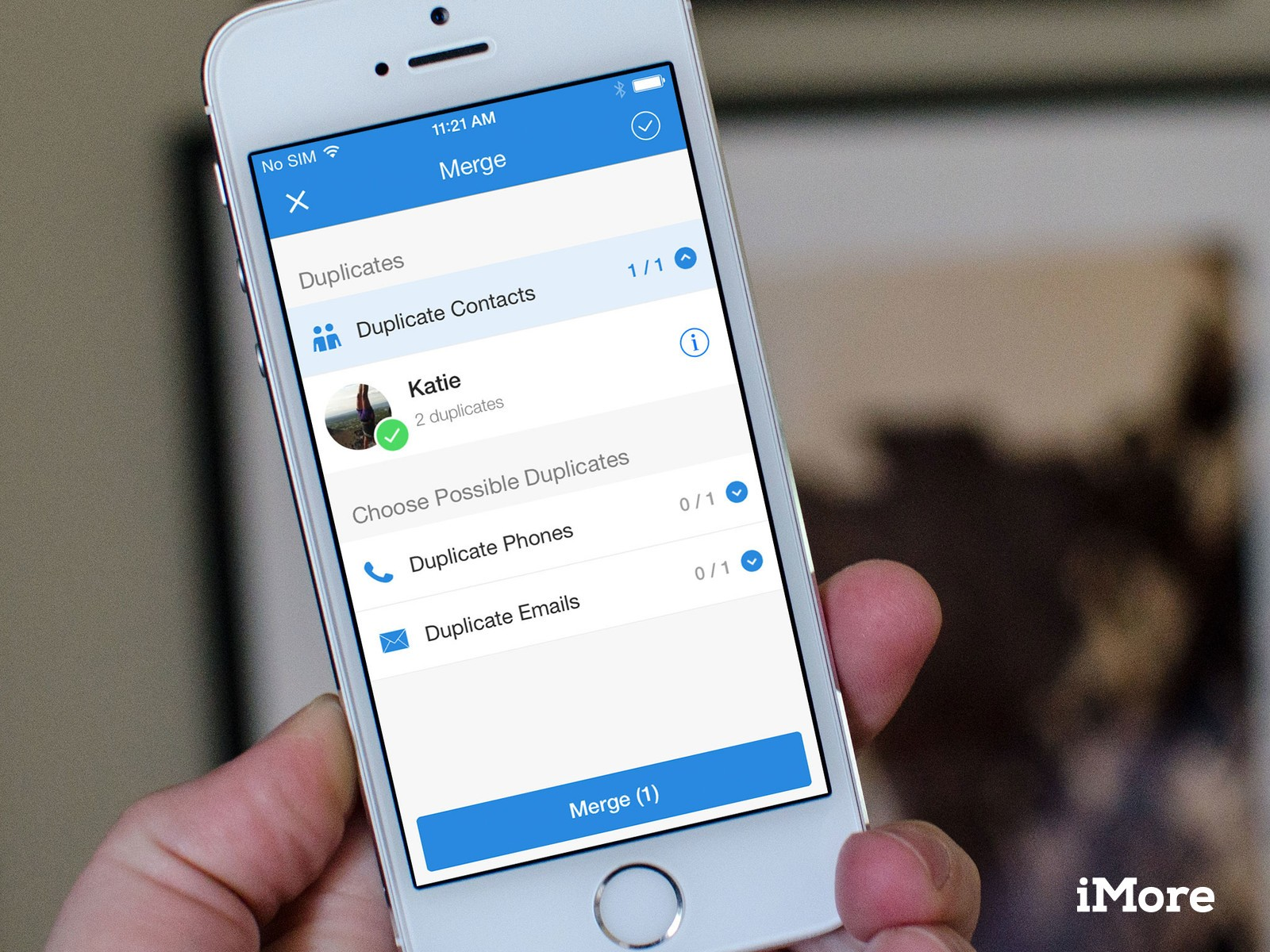 How to quickly find and delete duplicate contacts on iPhone and iPad