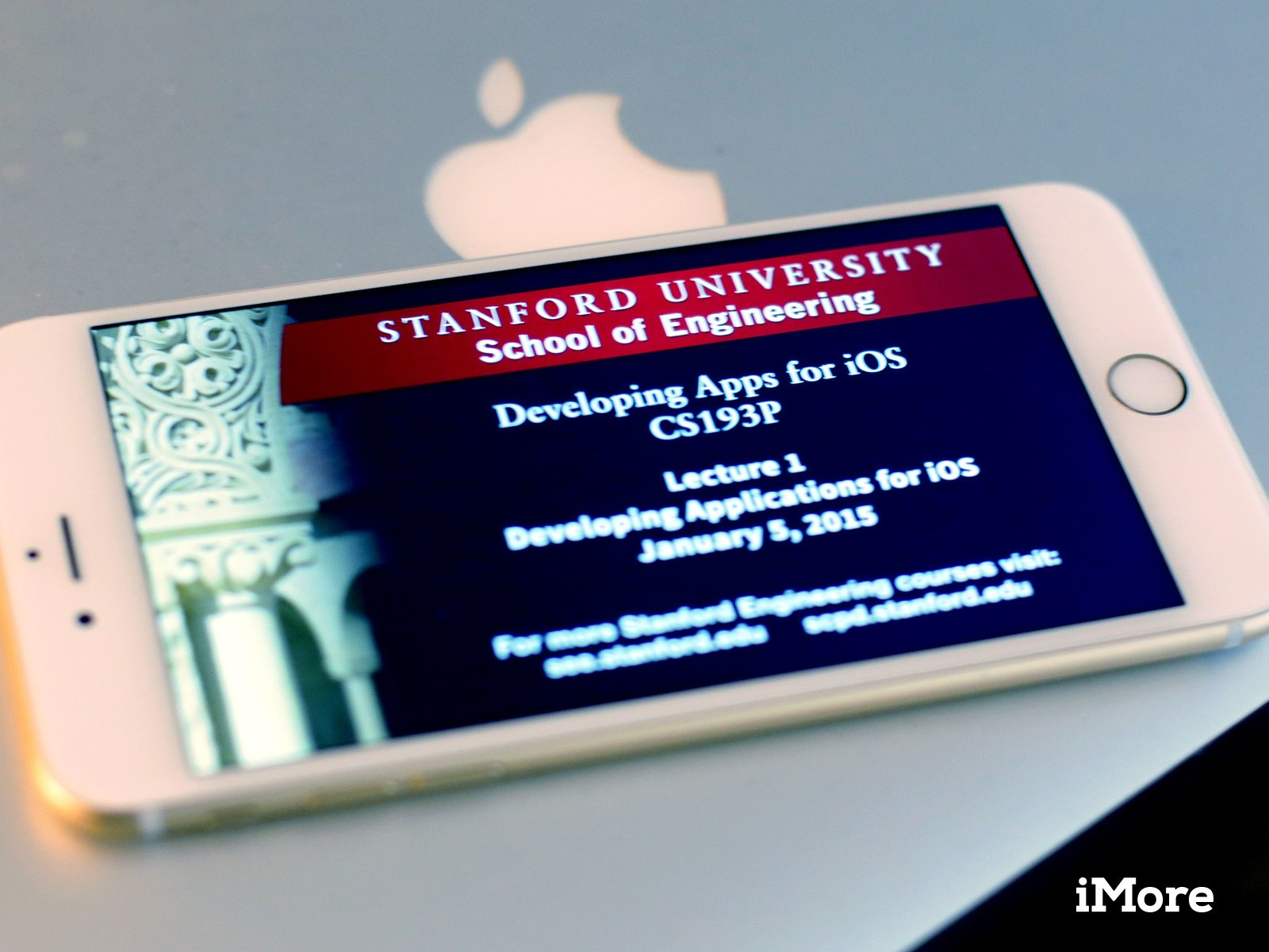 Developing iOS 8 Apps with Swift course from Stanford now live on iTunes U