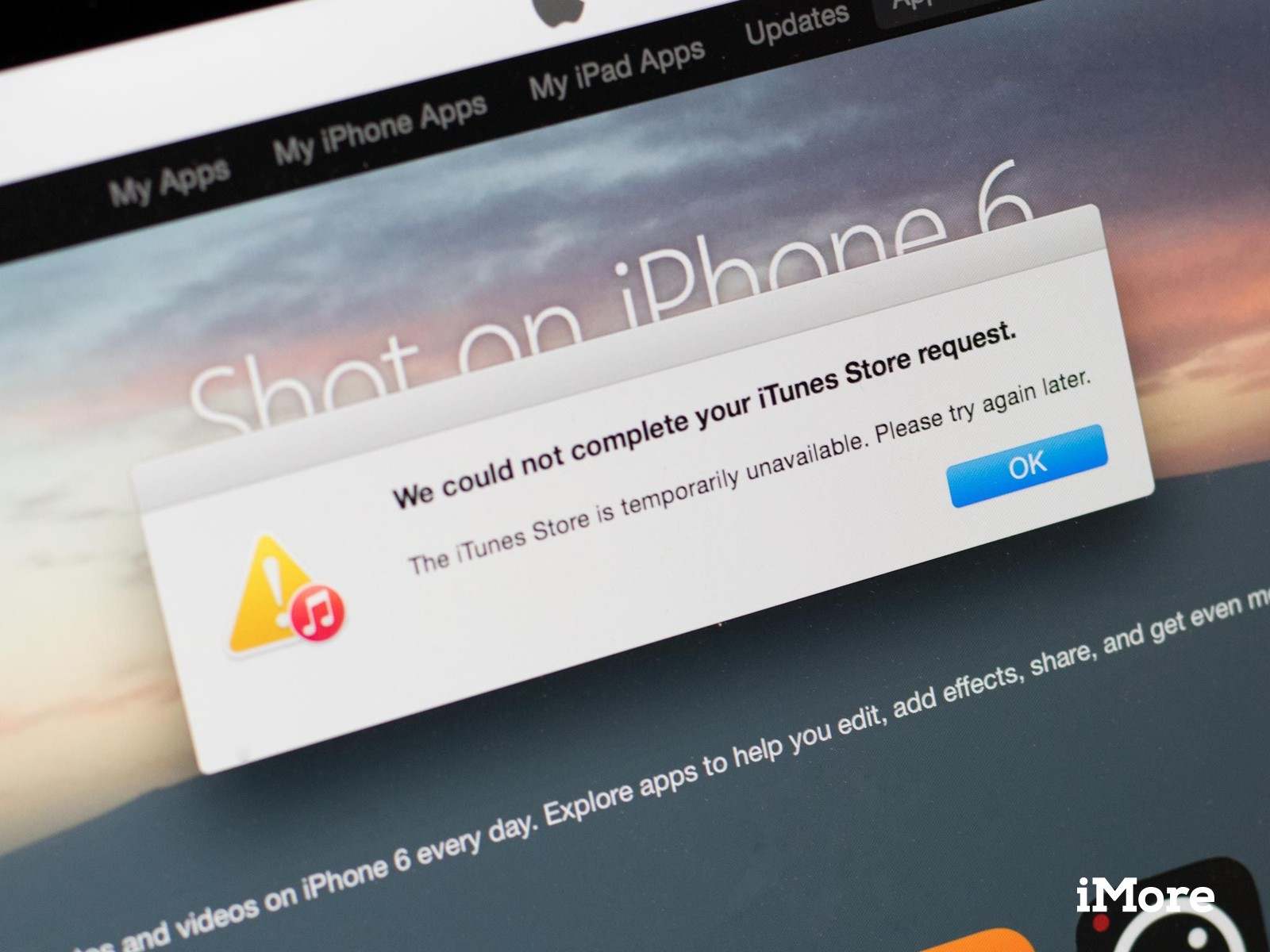 iTunes, App Stores hit with second outage this week