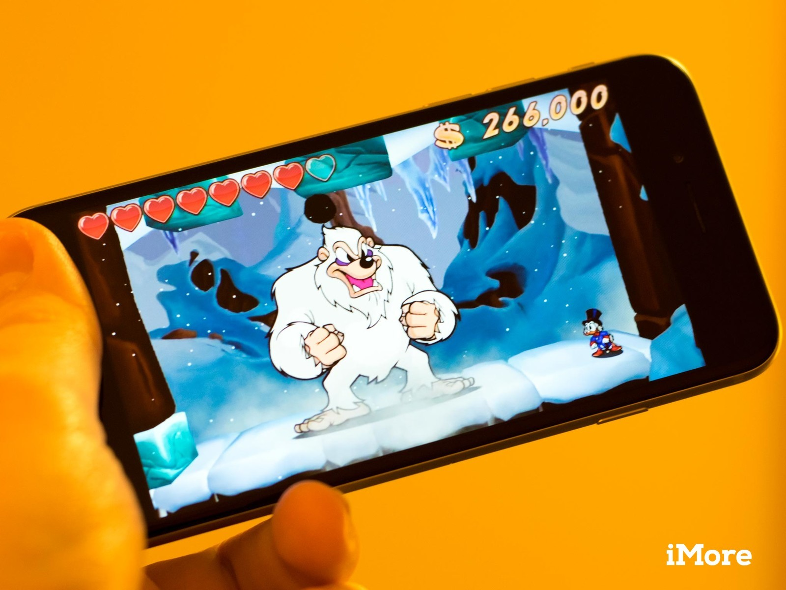 DuckTales: Remastered pogo jumps its way onto iPhone and iPad