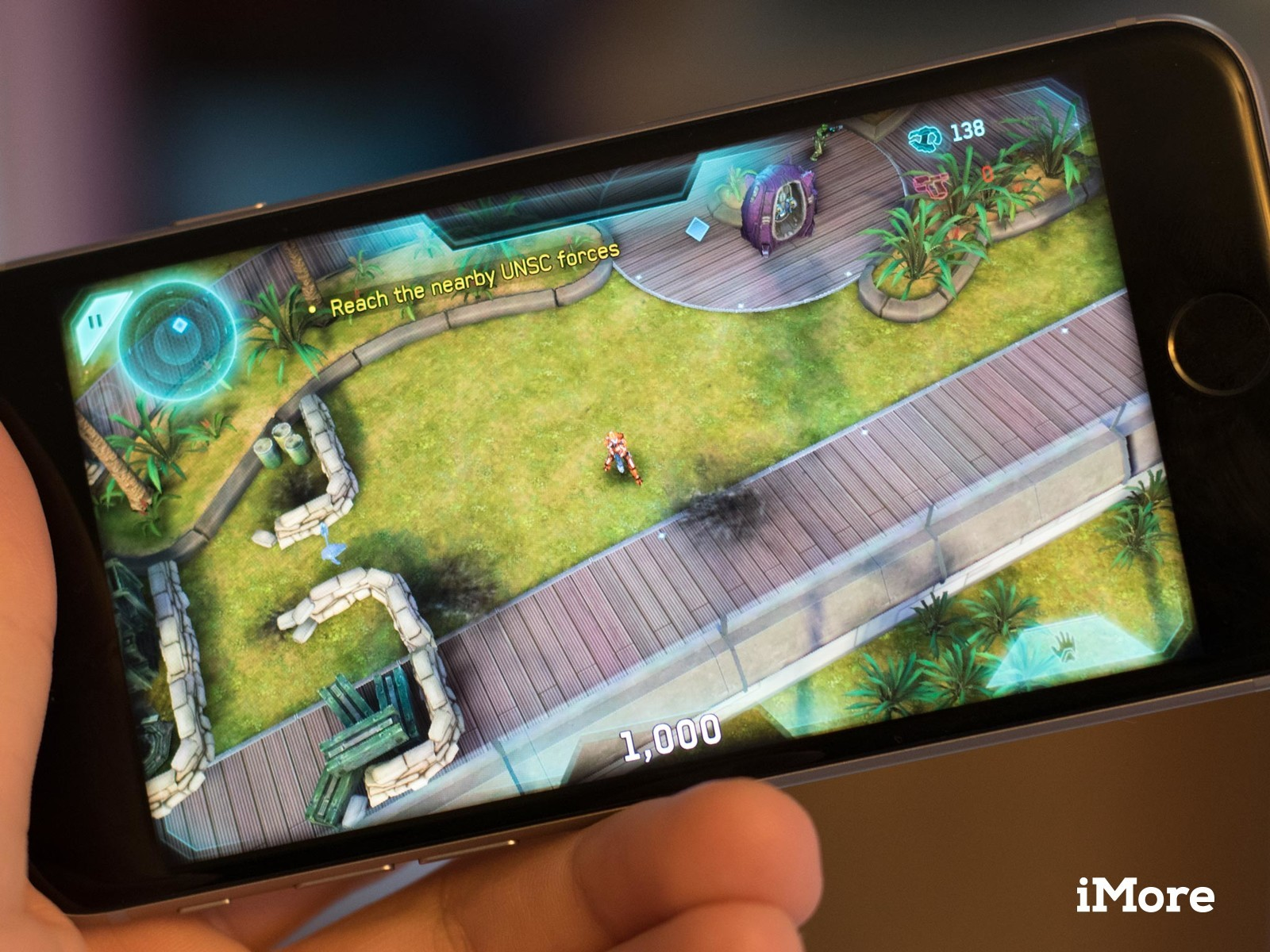 Halo comes to the iPhone and iPad with Spartan Strike and Spartan Assault