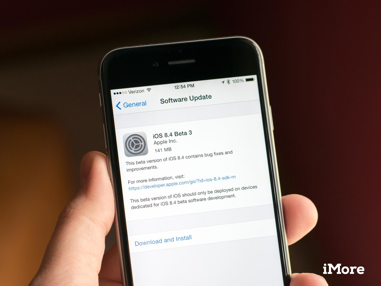 Apple releases new beta of iOS 8.4 to developers and ...