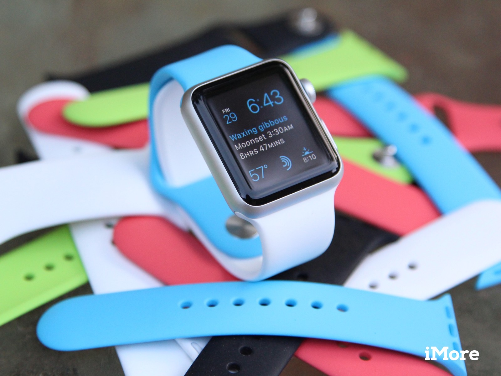 10. Apple Watch Sport