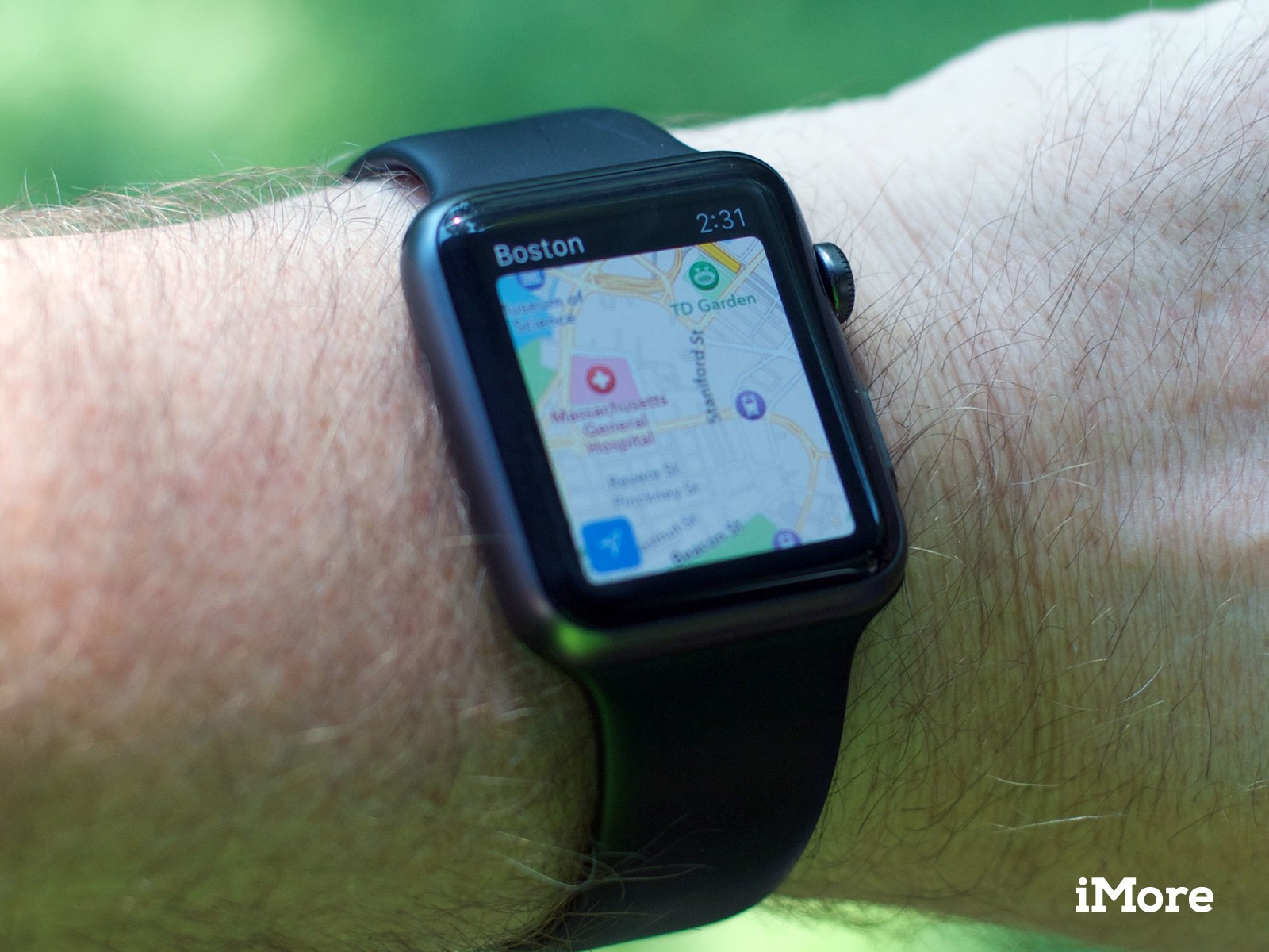 Give thieves less to steal with the Apple Watch