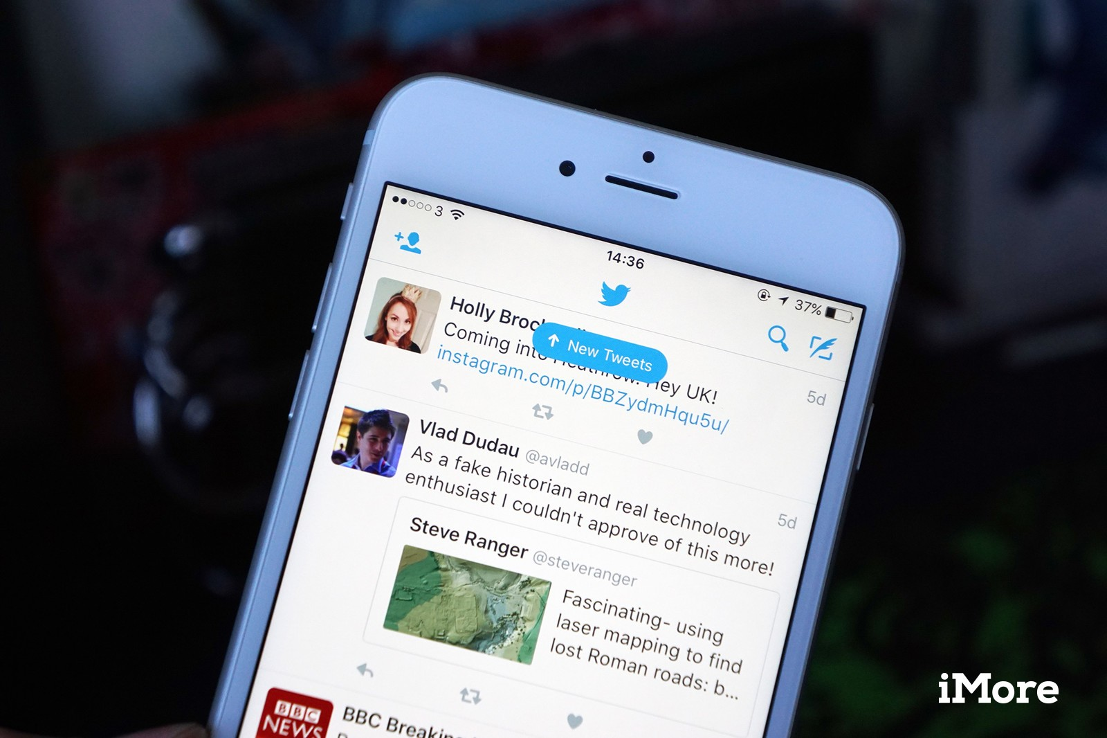 Twitter could stop counting links and photos against your character limit