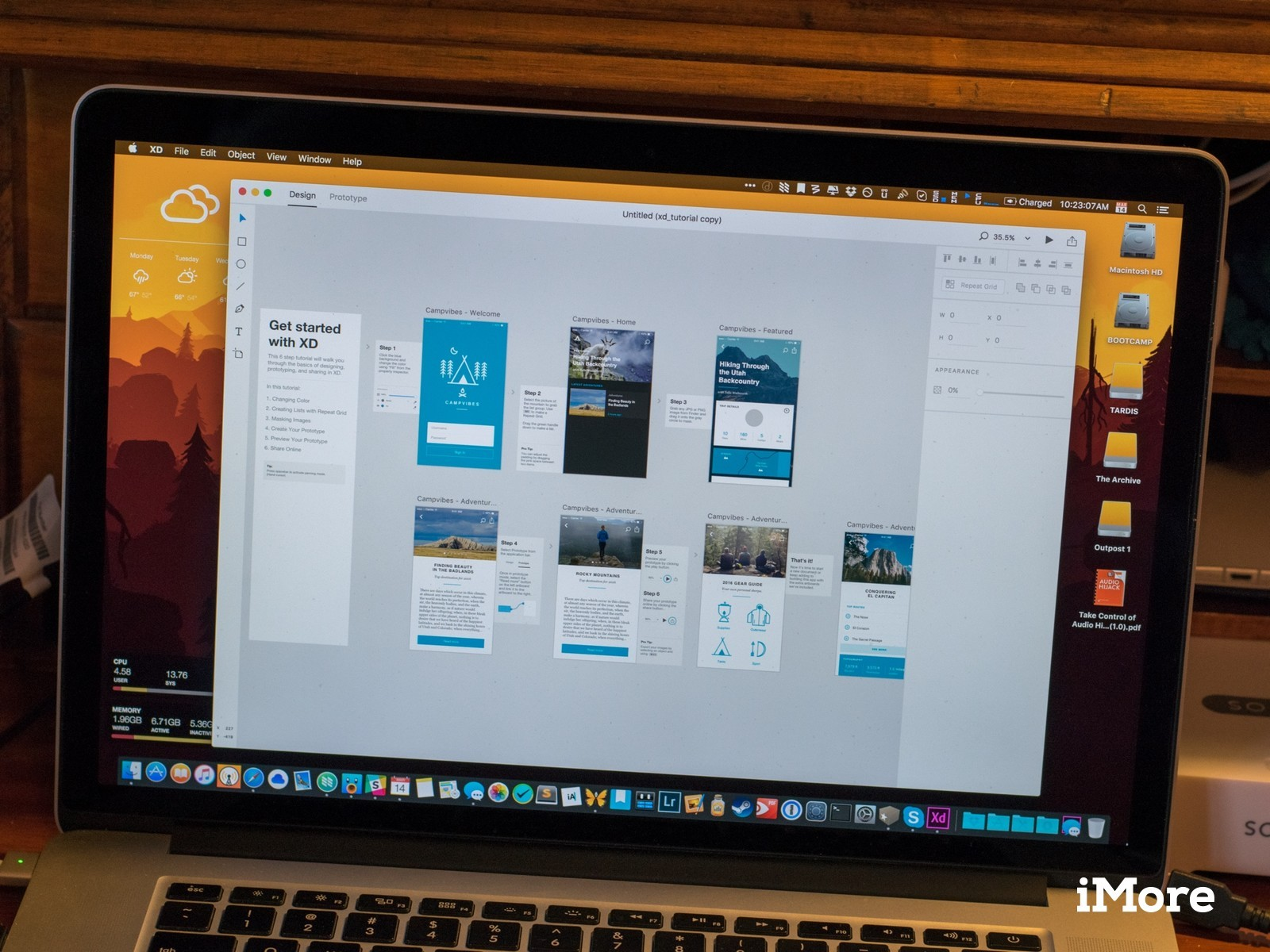 Adobe announces Experience Design CC, launches free preview for Mac