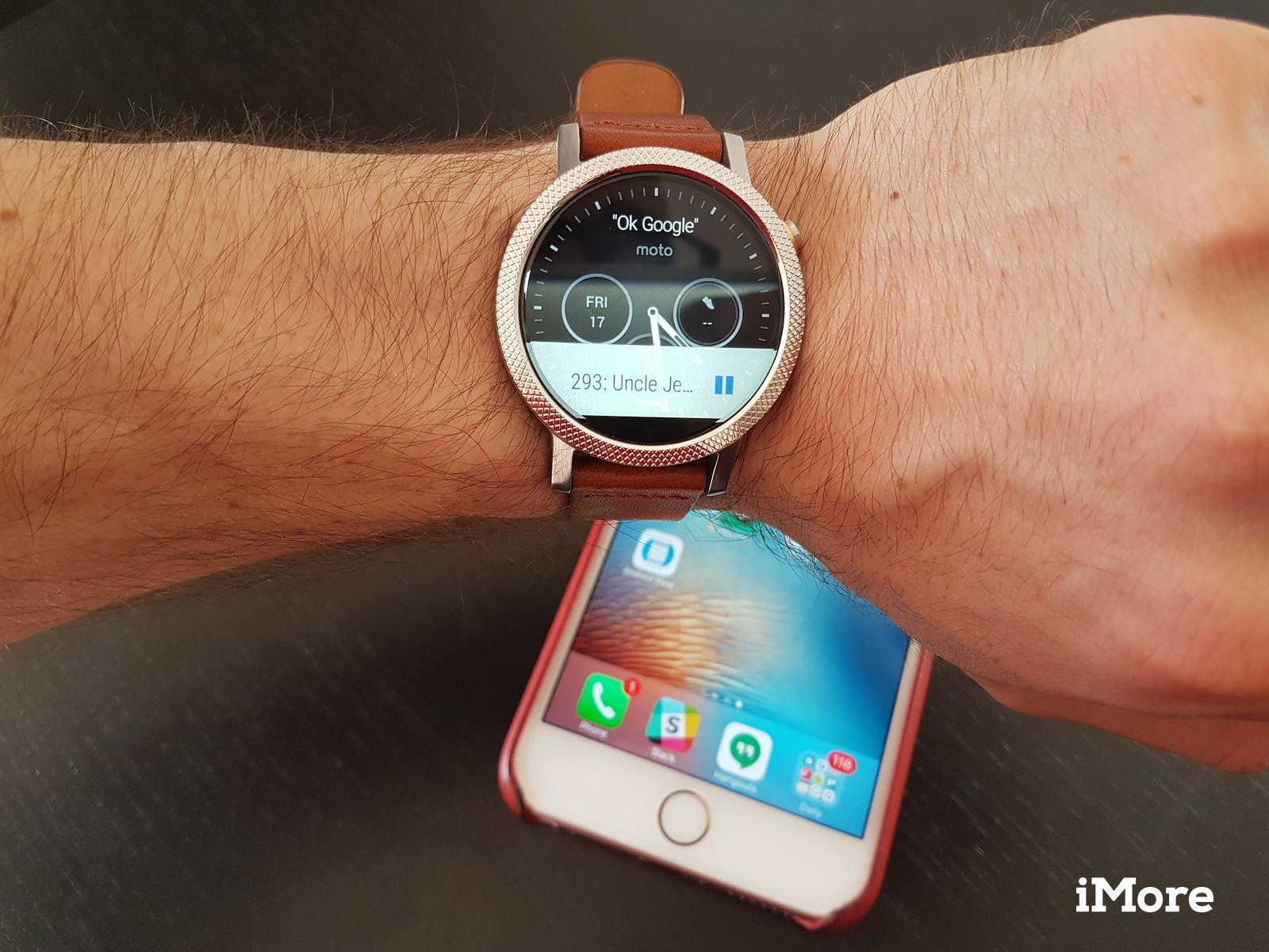 how to use the galaxy gear s2 (or other android watch) with an