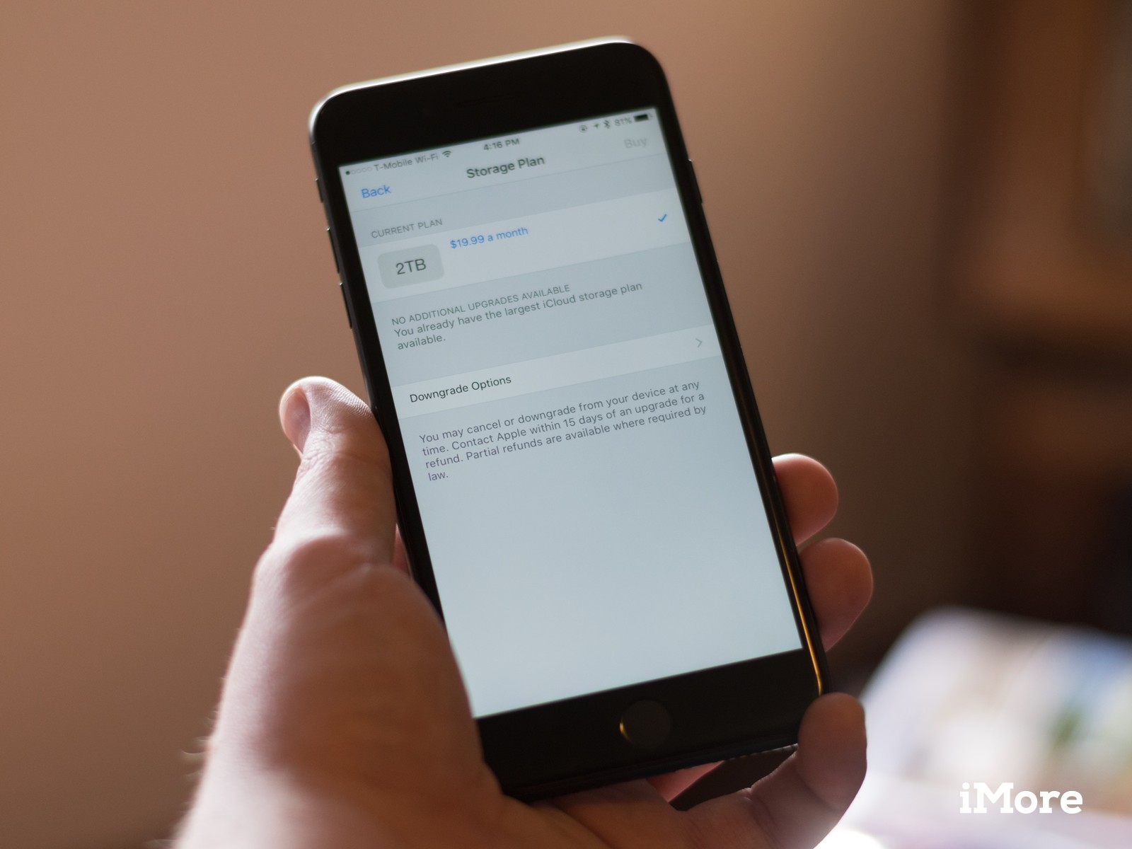 What iCloud storage plan should you get?
