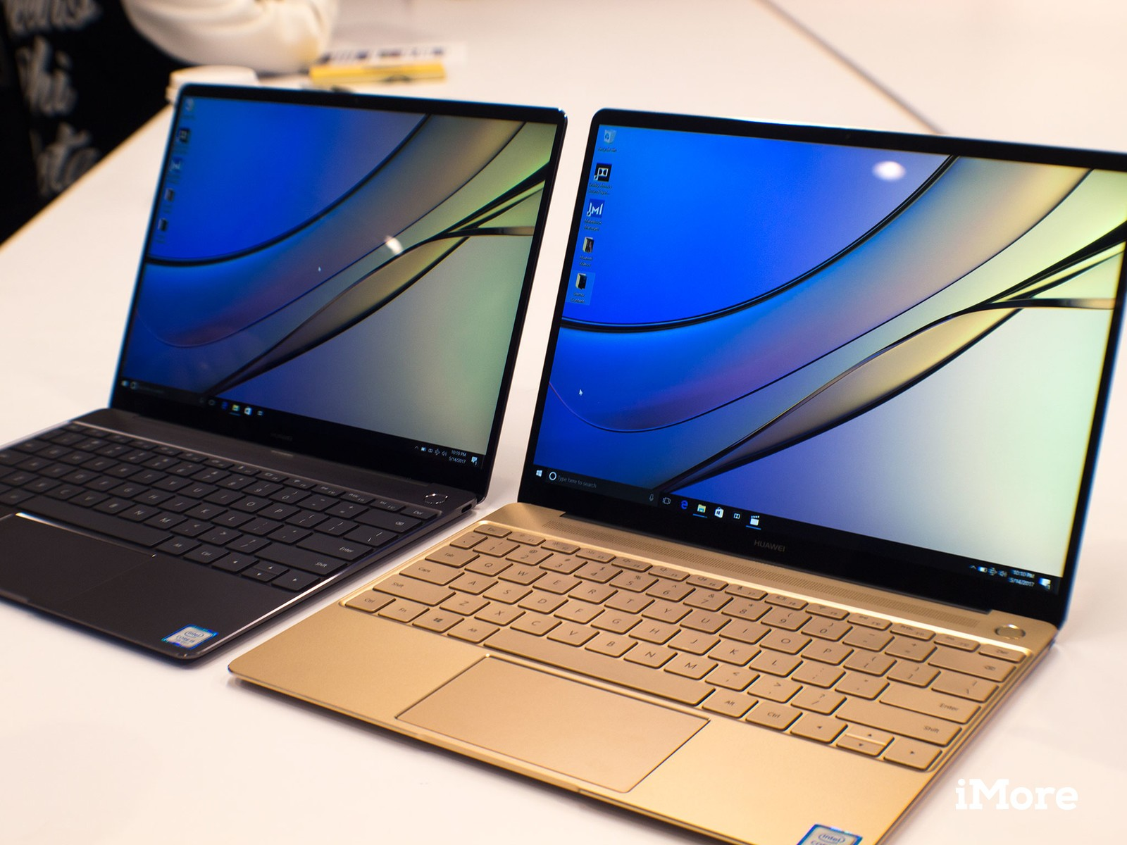 Huawei Matebook 2017 Hands On Preview Imore