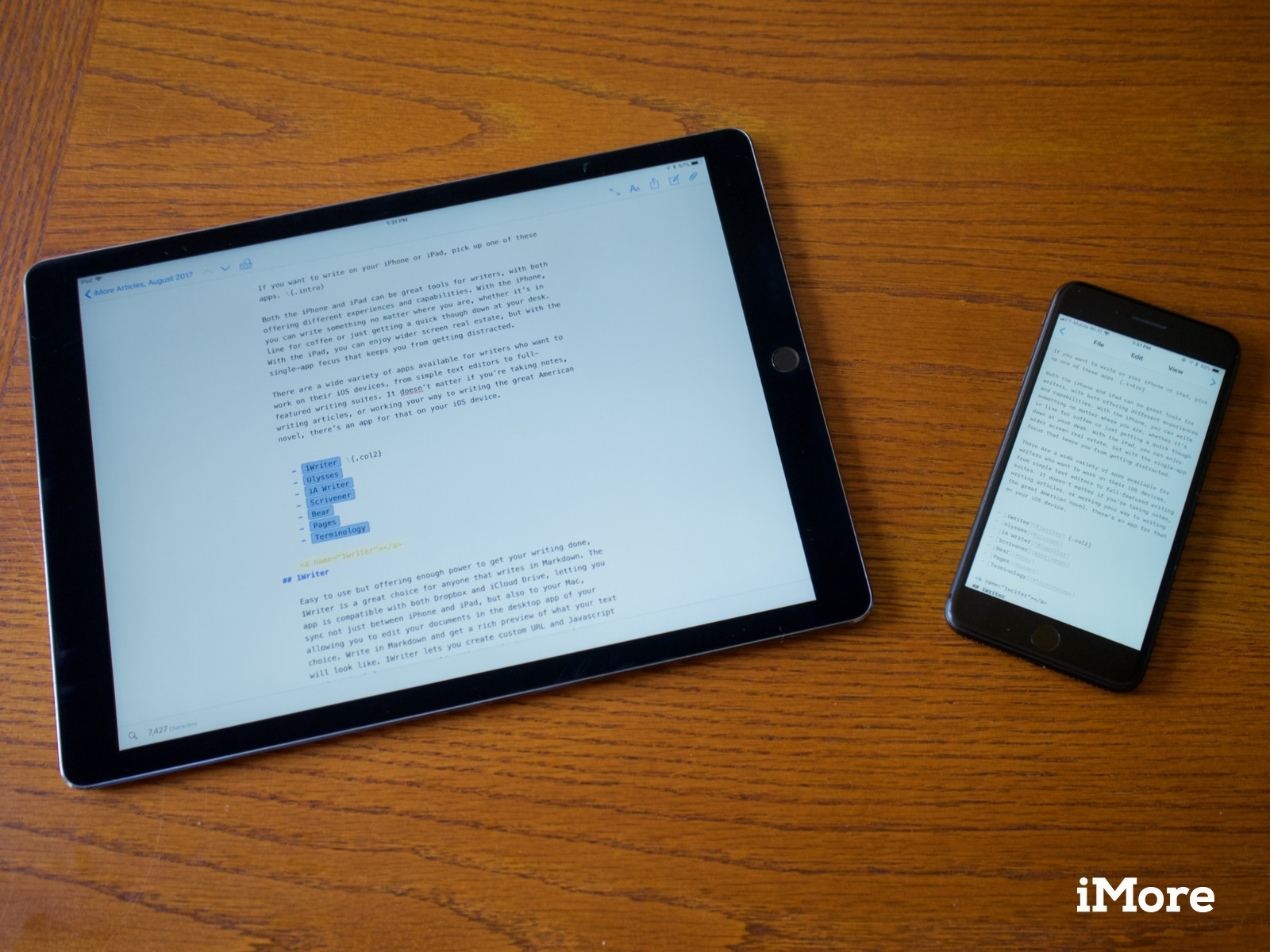 Best writing apps for iPhone and iPad | iMore
