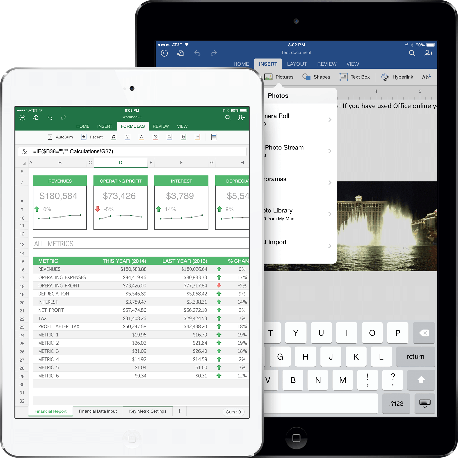 Office for iPhone and iPad