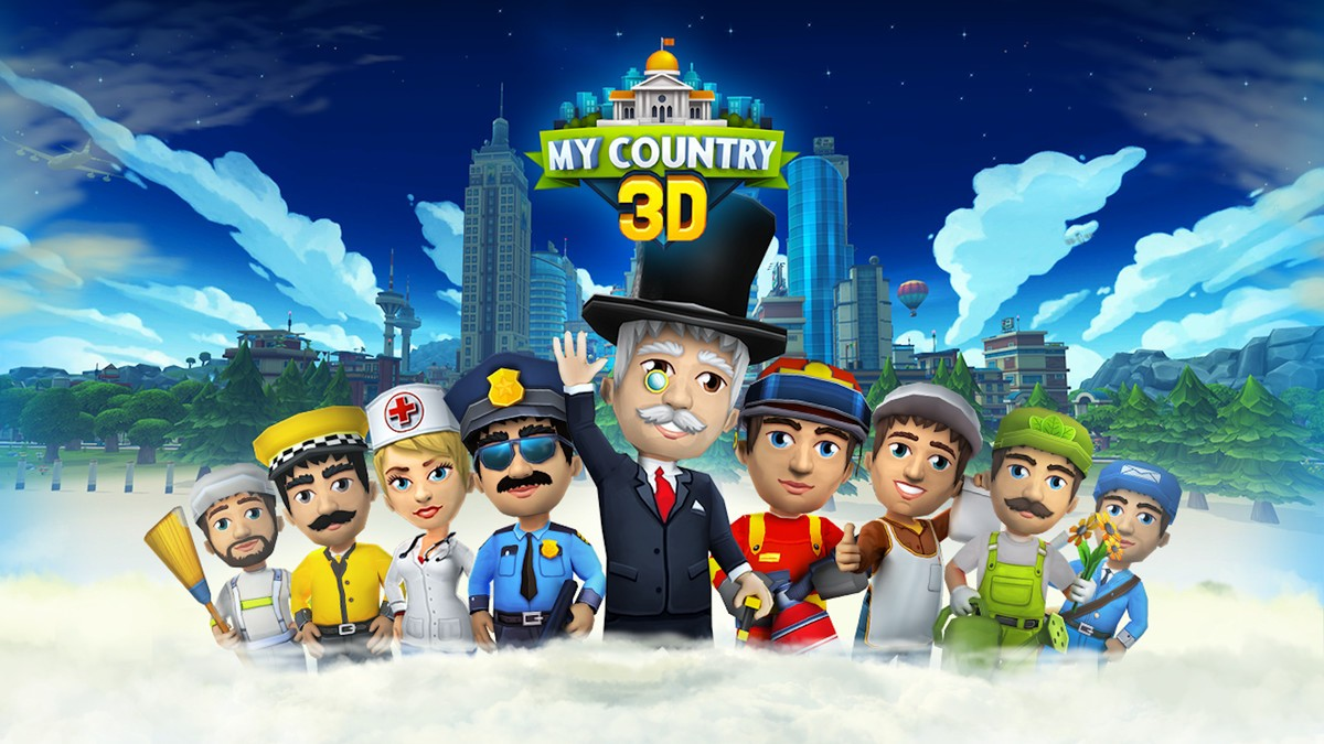 My Country 3D