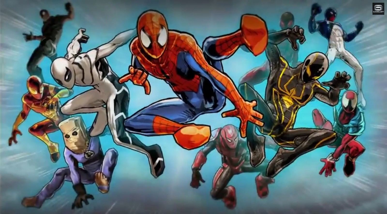 spider-man unlimited coming to mobile platforms in september | imore