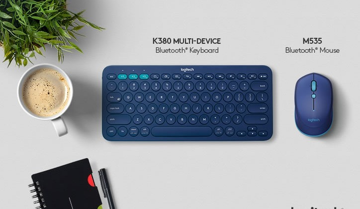 Logitech Launches Affordable Bluetooth Mouse And Keyboard Combo Imore